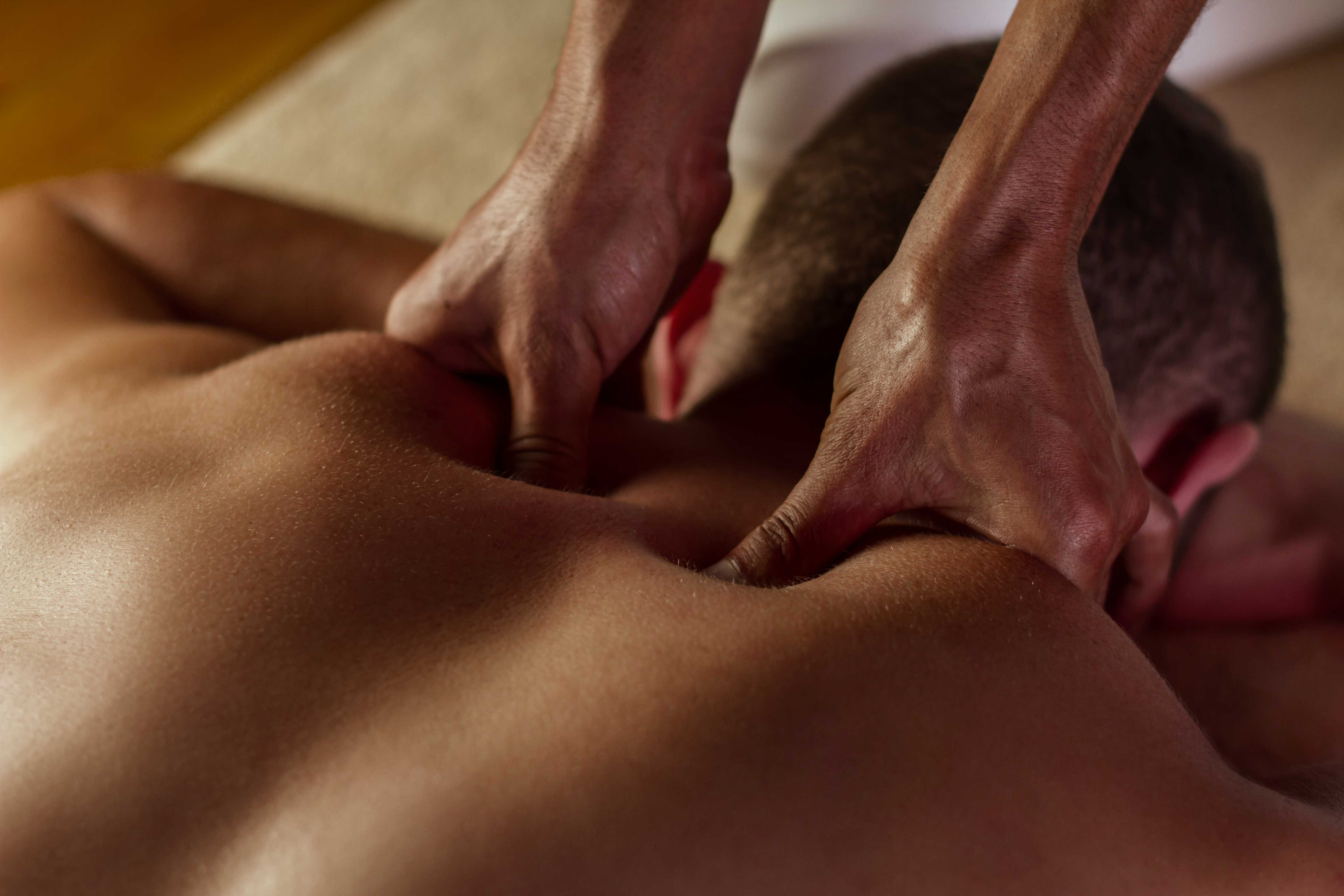 Deep-tissue-Massage at Med Massage and Wellness Clinic