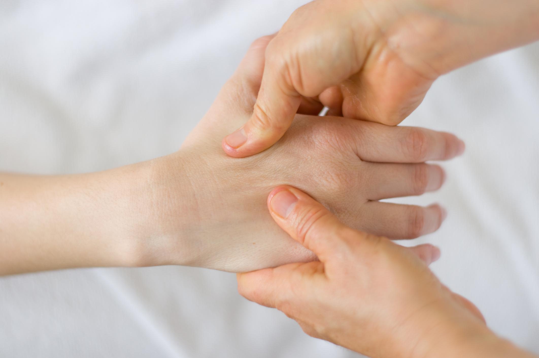 Reflexology Massage at Med Massage and Wellness Clinic
