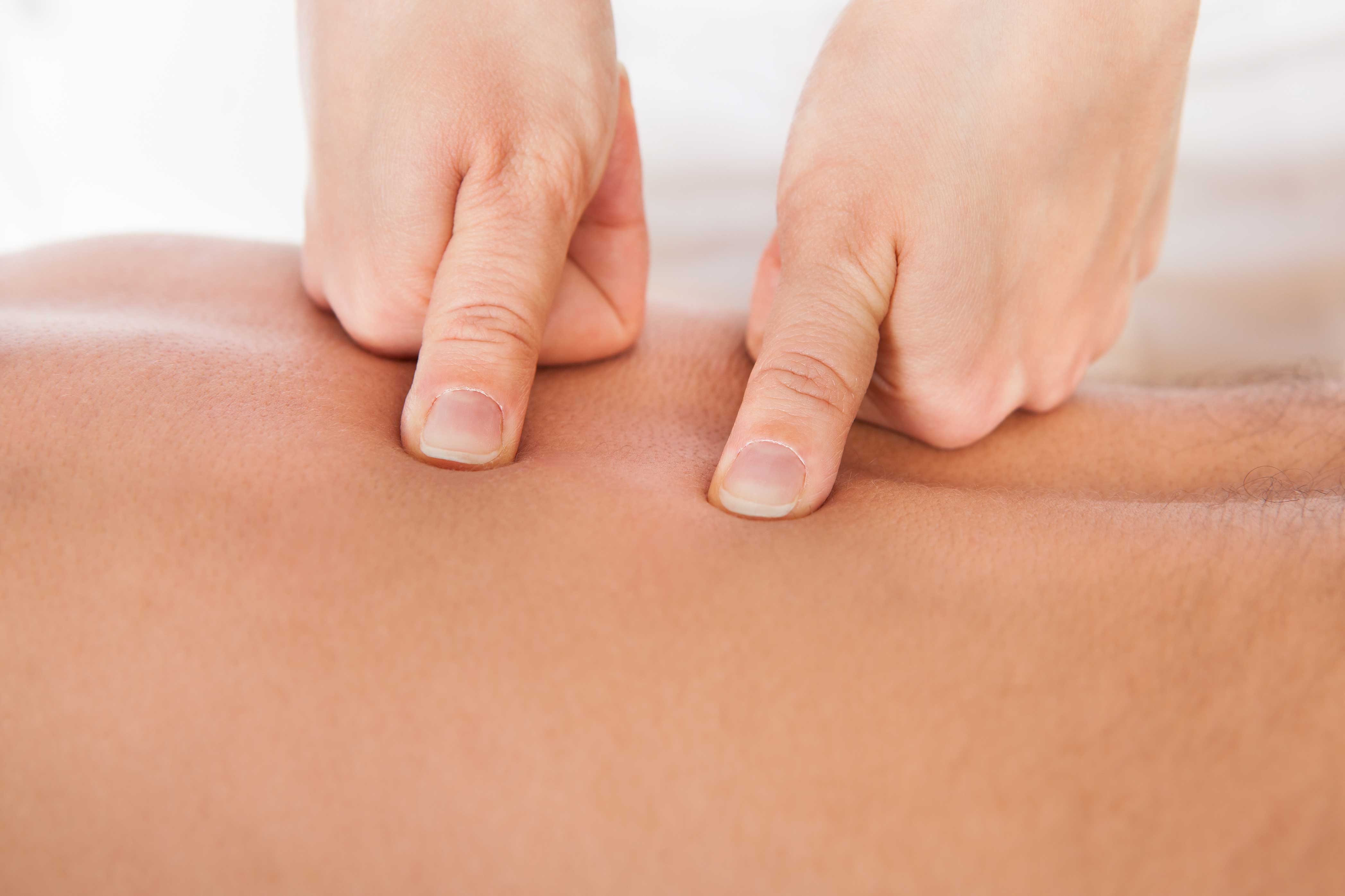Trigger-Point-massage at Med Massage and Wellness Clinic